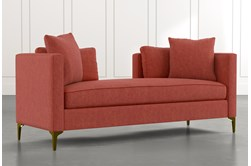 Brooklyn Red Daybed