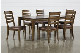 Rory 7 Piece Extension Dining Set