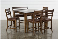 Rory 6 Piece Extension Counter Set