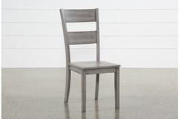 Matias Grey Side Chair