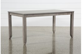Matias Grey Dining Table