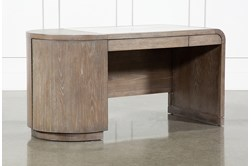 """Pavilion 60"""" Writing Desk With USB By Nate Berkus And Jeremiah Brent"""