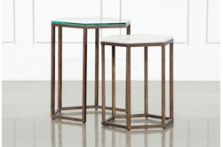 Pavilion Nesting End Tables By Nate Berkus And Jeremiah Brent