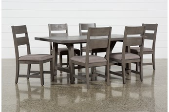 Timber 7 Piece Dining Set
