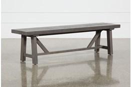 Timber Dining Bench