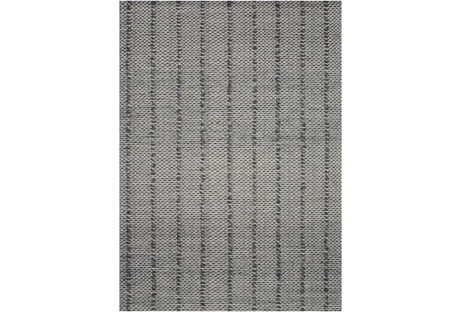 60X90 Rug-Magnolia Home ElIIston Charcoal By Joanna Gaines - 360