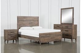 Ranier Queen 4 Piece Bedroom Set