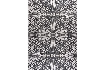 63X90 Rug-Kaleidoscope Grey