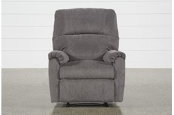 Nerviano Grey Wallaway Recliner