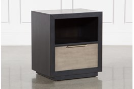 "Bayliss Open 27"" Nightstand"