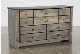 Summit Grey Dresser