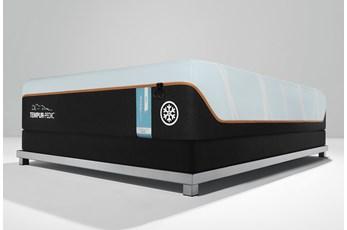 Tempur Luxe Breeze Firm California King Split Mattress