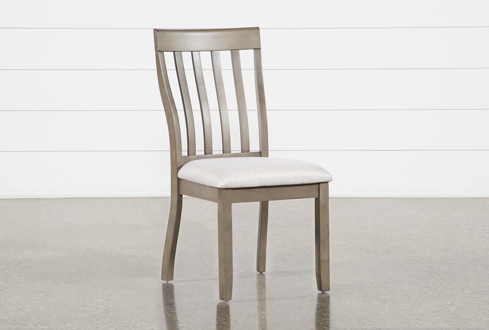 Rancho Grey Side Chair