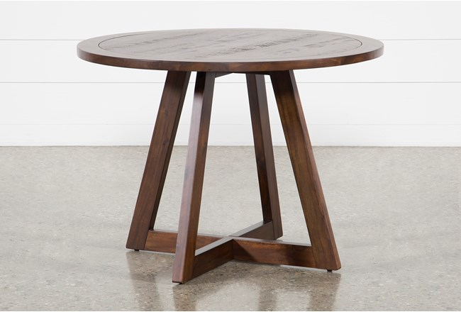 Cleve Round Dining Table - 360