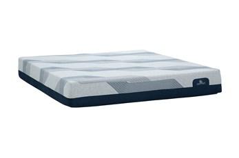 iComfort Blue 300CT Plush Eastern King Mattress