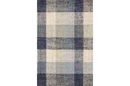 60X90 Rug-Magnolia Home Crew Blue/Multi By Joanna Gaines