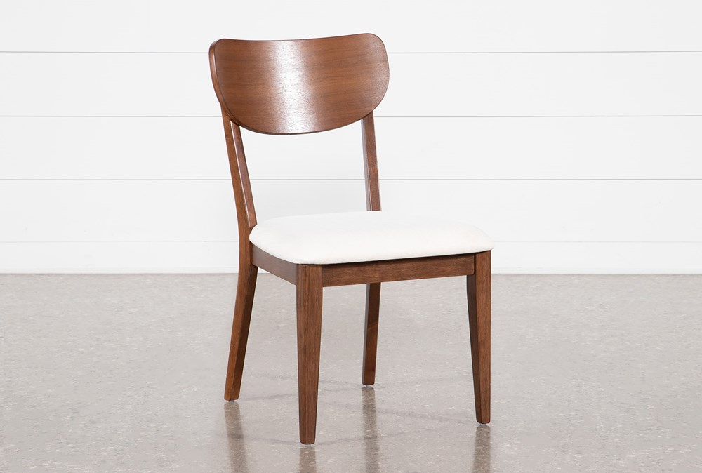 Kara Wood Back Dining Side Chair
