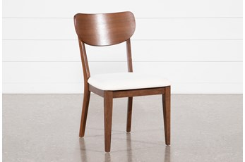 Kara Wood Back Dining Side Chair