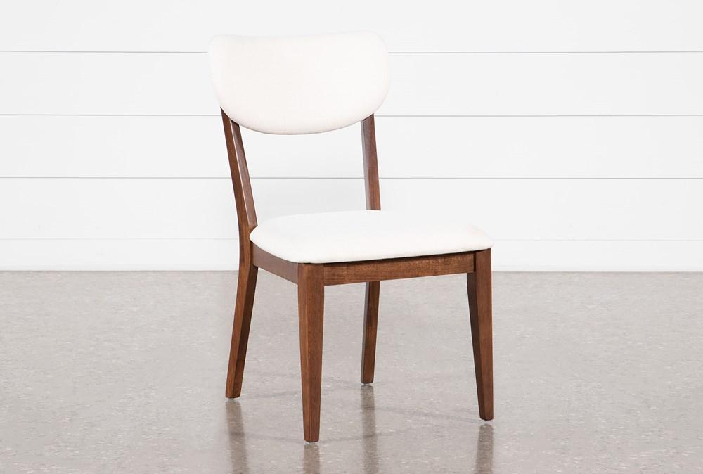 Kara Upholstered Back Side Chair