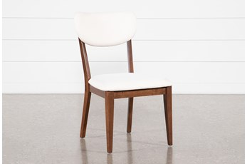 Kara Upholstered Back Side Chair