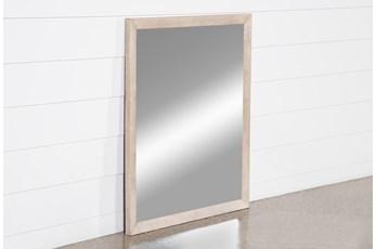 Pierce Natural Mirror