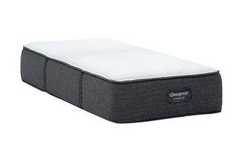 Beautyrest Hybrid Carbondale Plush California King Split Mattress