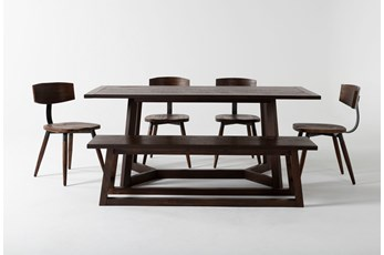 Cleve 6 Piece Rectangle Dining Set