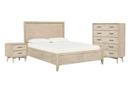 Allen Eastern King Storage 3 Piece Bedroom Set