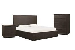 Pierce California King Storage 3 Piece Bedroom Set