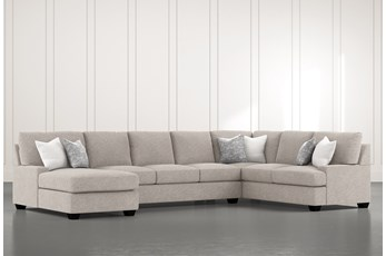 "Harper Down II 3 Piece 157"" Sectional With Left Arm Facing Chaise"
