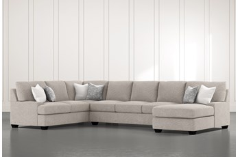"Harper Down II 3 Piece 157"" Sectional With Right Arm Facing Chaise"