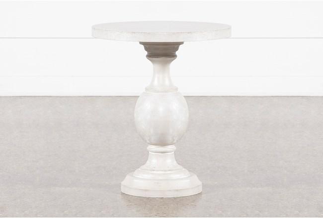 Sinclair Pebble Bedside Table - 360