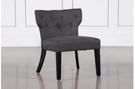 Ella Grey Accent Chair