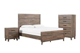 Ranier Eastern King 3 Piece Bedroom Set