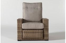 Capri Outdoor PUSH BACK Reclining Chair
