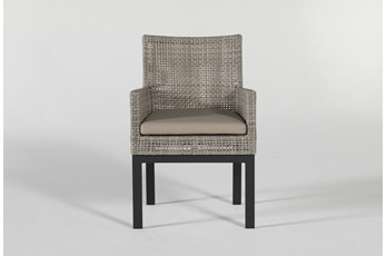 Union Outdoor Woven Dining Chair