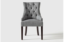 Perla II Grey Dining Side Chair