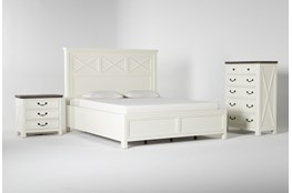 Garland Eastern King Panel 3 Piece Bedroom Set