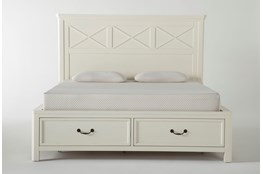 Garland Eastern King Panel Bed With Storage