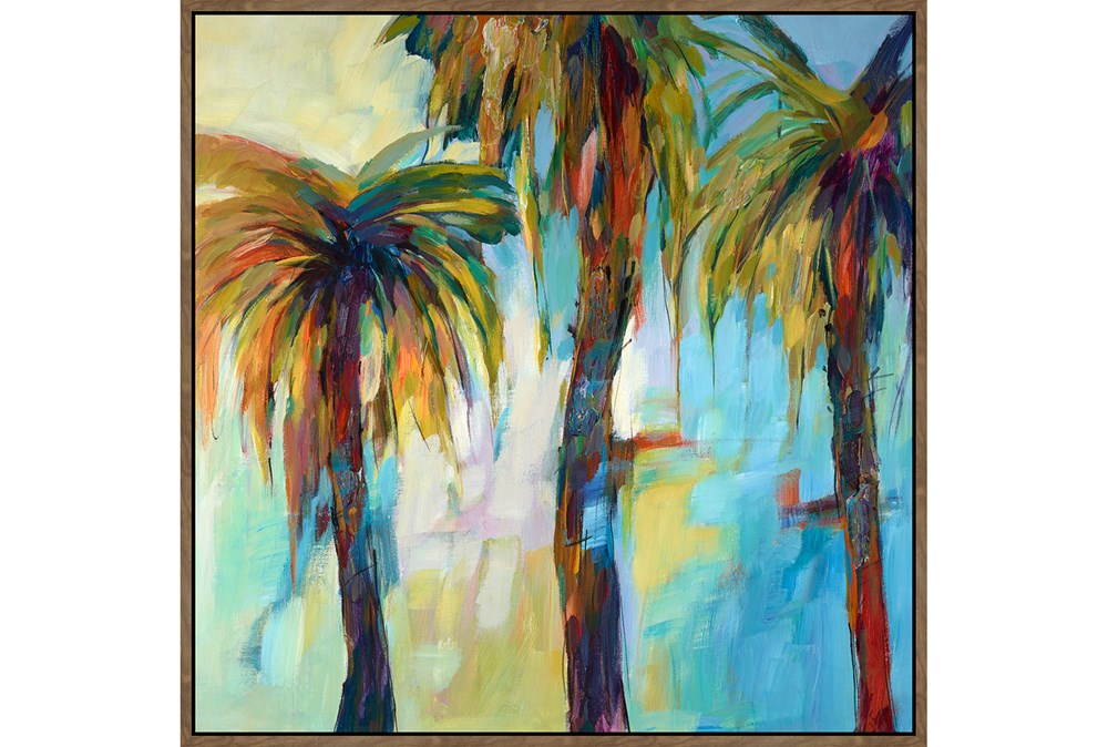 Picture-Tropical Delight 35X35