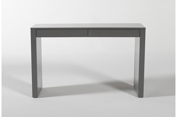 "Vember Grey 48"" Desk"