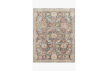 48X72 Rug-Magnolia Home Graham Blue/Multi By Joanna Gaines