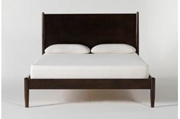 Alton Umber California King Platform Bed