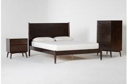 Alton Umber Queen 3 Piece Bedroom Set