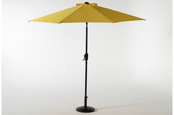 Market Outdoor Lemon Umbrella