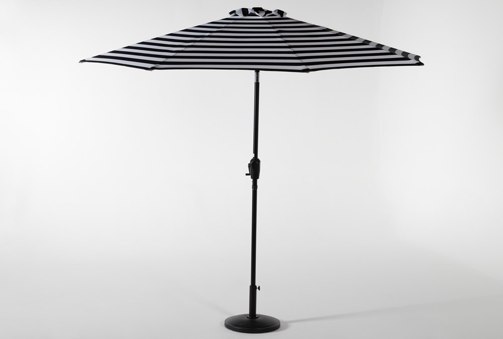 Market Outdoor Stripe Umbrella
