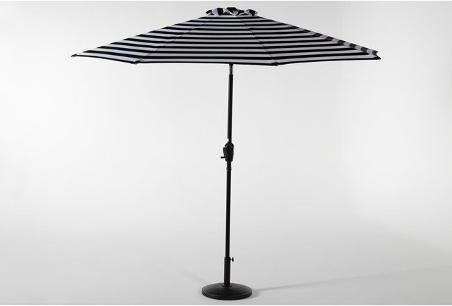 Market Outdoor Stripe Umbrella - 360