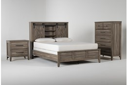 Haskell Queen 3 Piece Bedroom Set