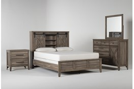 Haskell Queen 4 Piece Bedroom Set