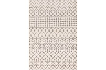 63X87 Rug-Dot Geometric Grey